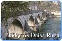 Bridge on Drina River